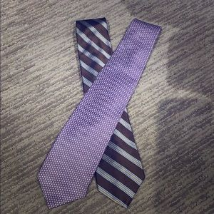 Two BROOKS BROTHERS Makers Ties Excellent Like New